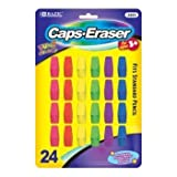 BAZIC Neon Eraser Top (24/Pack) Case Pack 72