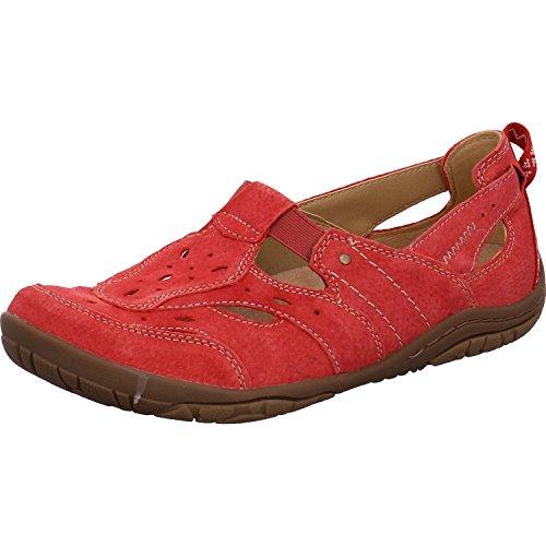 Earth Spirit Women's 39008-16/003/0D5 Loafer Flats Cherry Red yxRxrm