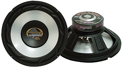 Pyramid WX65 X 6.5-Inch 300W High Power White Injected P.P. Cone Woofer