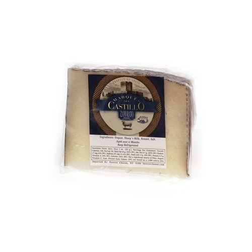 Spanish Sheep Milk Cheese, Zamorano - 1 lb. for sale  Delivered anywhere in USA