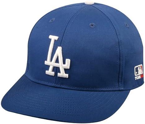 Los Angeles Dodgers gorra de adulto (nueva CF2 visera plana o ...