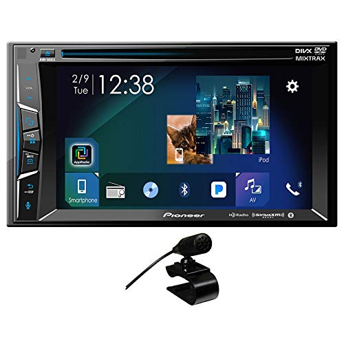 Pioneer Pro Dvd Player - Pioneer AVH500EX 6.2 DVD Head Unit BLK