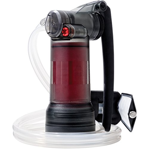 Msr Guardian Military Grade Water Purifier Pump For Backcountry  Global Travel  And Emergency Preparedness