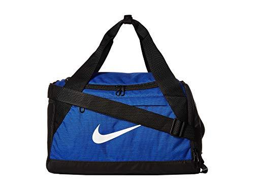 Nike Unisex Brasilia Extra Small Training Duffel Bag Game Royal/Black/White One Size