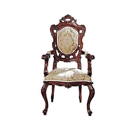 Amazon.com: Design Toscano Toulon Francés Rococo tela Arm ...