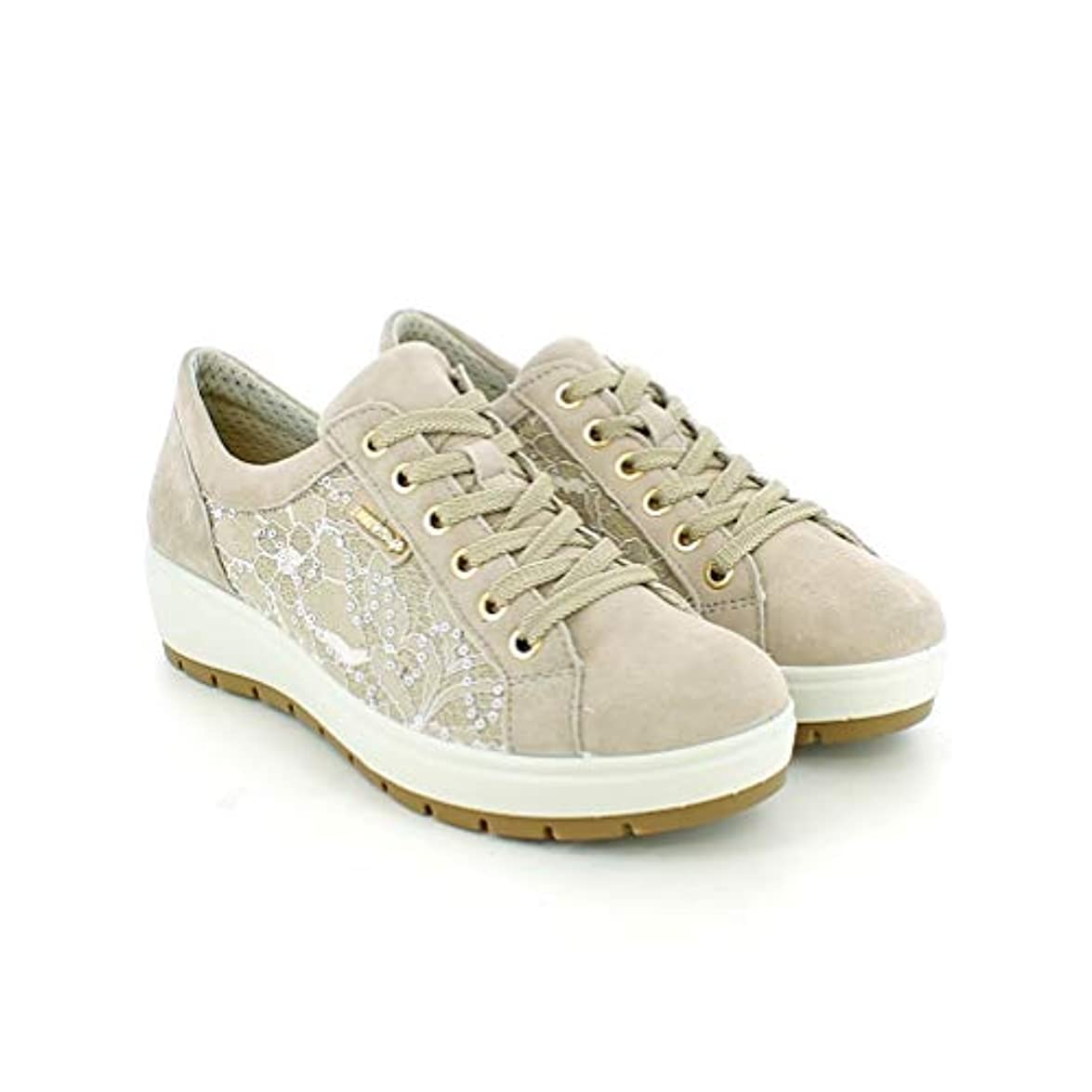 Enval Soft Scarpa Donna Mod 32684 Taupe