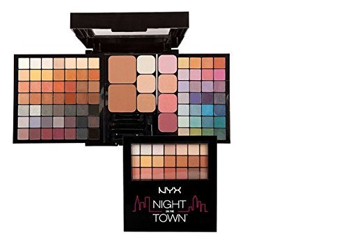 NYX PROFESSIONAL MAKEUP Night On The Town Palette, 23.28 Oun