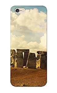 Defender Case For Iphone 6 Plus, Stonehenge Pattern, Nice Case For Lover's Gift