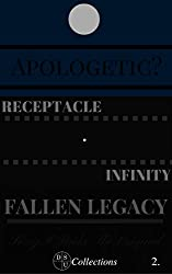 DSU 3 Pack Vol. 2: Apologetic?, Receptacle Infinity, Fallen Legacy (DSU Collections)