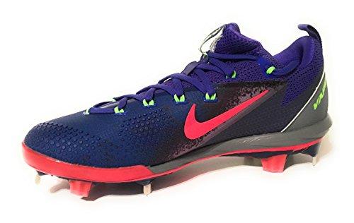 Elite Hommes De Brillant Nike Gris lectrique Ultrafly Pour Us Vert D m Chaussure Pourpre Froid 8 Concord Baseball YIqdw14