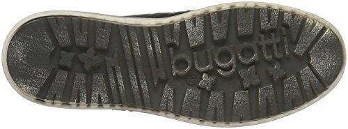 Bugatti Herren K315413 Kurzschaft Stiefel Schwarz (Schwarz 100)