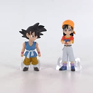 Figura Gashapon Goku/Pan Dragon Ball GT HG 1: Amazon.es