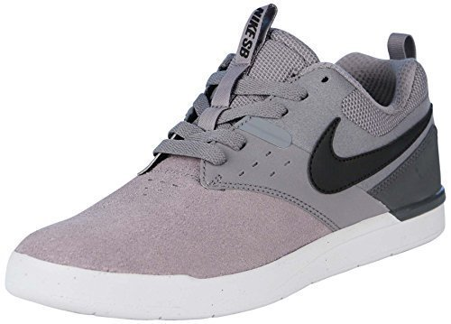 Nike Men's SB Air Zoom Ejecta Skateboarding Shoes-Cool Grey/Black-8
