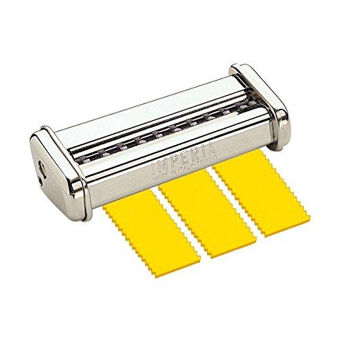 Imperia Pasta Machine Attachment, 12 mm Diameter Reginette (Lasagna Cutter)