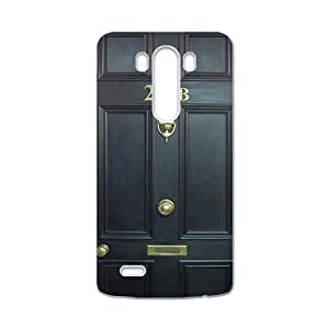 Shylock Door Fashion Comstom Plastic case cover For LG G3