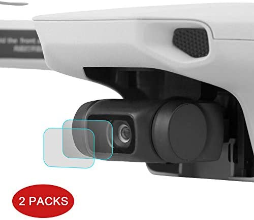 TUTUO DJI Mavic Mini フィルム 2枚入 強化ガラス保護フィルム レンズ保護 9H 極薄 高透過率 指紋防止 アンチスクラッチ スクリーンプロテクター アクセサリー
