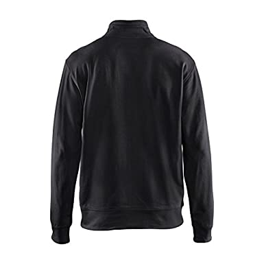 Blaklader Workwear Sweatshirt with Zip Black