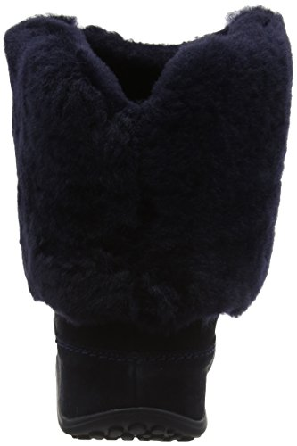 Fitflop Supercuff Mukluk Shorty Boot Super Navy