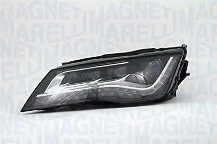 Amazoncom Led Headlight Front Lamp Left Fits Audi A7 Sportback