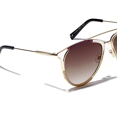 Metallo Occhiali Per Uomo Eyewear Del Fascio Sole Magideal Cachi Da Doppio N80wnm