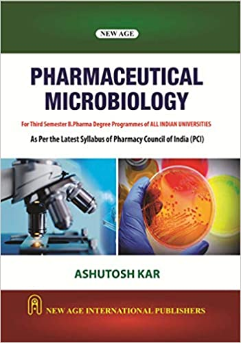 Buy Pharmaceutical Microbiology (As Per the Latest Syllabus of PCI