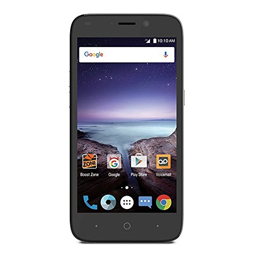 Boost Mobile ZTE Prestige 2 Smartphone 4G LTE Monthly Prepaid No Contract Cell Phone. Unlimited Data, Talk and Text. 5