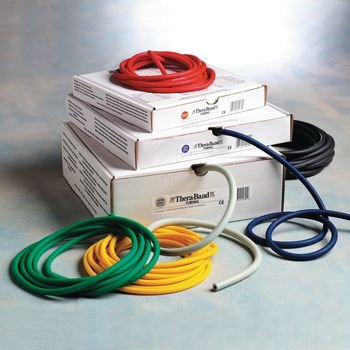DSS Thera-Band Professional Resistance Tubing (Level 1 Ye...