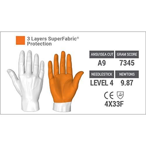 Hexarmor Prototype Glove XLarge, PR by HexArmor (Image #2)
