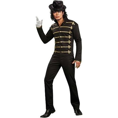 Michael Jackson Military Printed Jacket