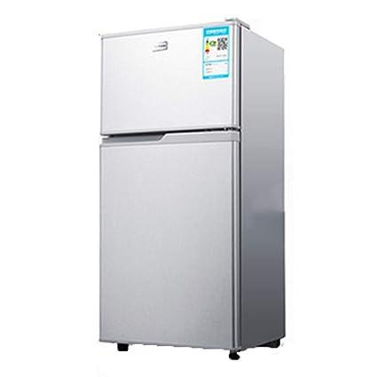 Amazon.es: Refrigerador refrigerado y congelado de Doble Puerta ...