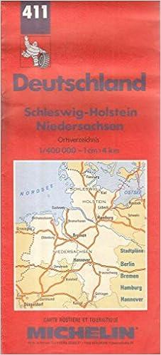 Michelin Map Of Germany.Michelin Map Germany North Michelin Regional Maps Pneu