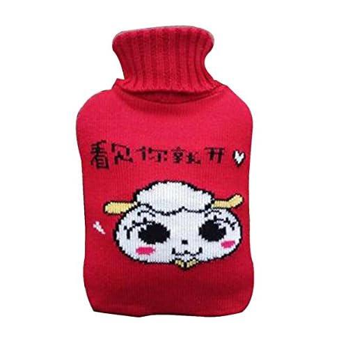 Sac d'eau chaude de sac d'eau chaude de sécurité anti-déflagrant, Mouton