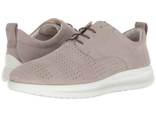ECCO(エコー) メンズ 男性用 シューズ 靴 スニーカー 運動靴 Aquet Perf Tie - Moon Rock [並行輸入品] B07C954Q6X
