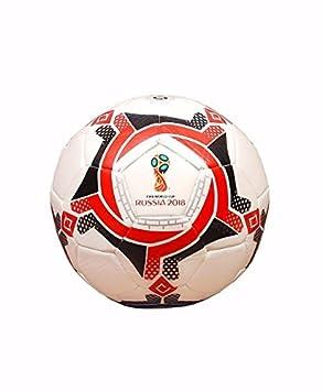 Balón de entrenamiento de fútbol hecho a mano de PowerField, calidad oficial probada, tamaño 4, para práctica, blanco: Amazon.es: Deportes y aire libre