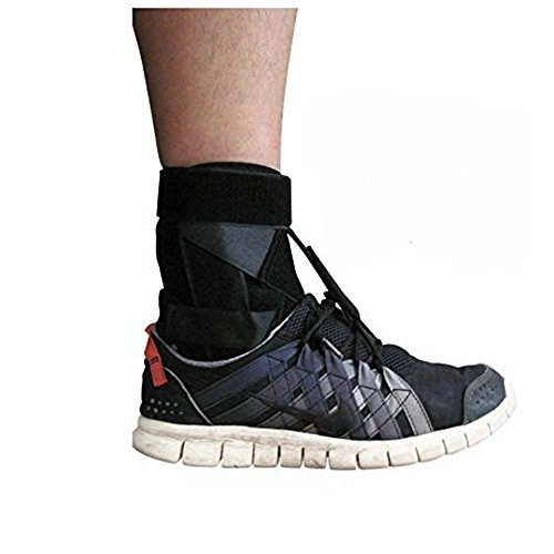 AFO Foot-UP - Drop Foot Brace Ankle Foot Fixation Brace with Steel Plates Fixed by Furlove