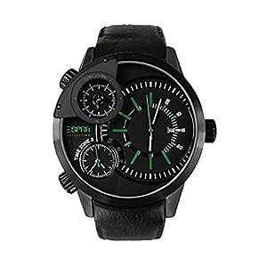 Esprit Mens Watch Poseidon Night Analog Casual Quartz Watch EL101431F02