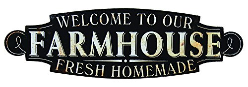 Our Farmhouse Plaque ()