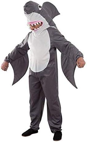 DISBACANAL Disfraz tiburón - -, L: Amazon.es: Juguetes y juegos