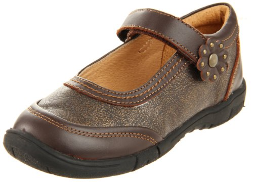 Mary Toddler Chocolate Little Jacks Leather Jumping Vicky Jane Kid Brown fnSwE1Fqxv
