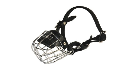 - Dean and Tyler Wire Basket Muzzle, Size No. 0 - Yorkshire Terrier