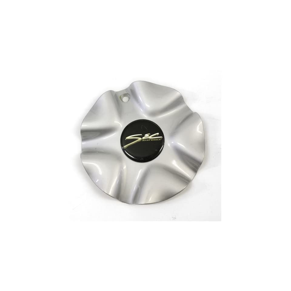 Sec Alloy Wheels Center Cap Silver Style # 5500