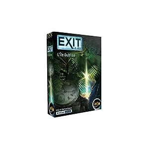 Iello - Exit: L ILE oubliée, 51493: Amazon.es: Juguetes y juegos