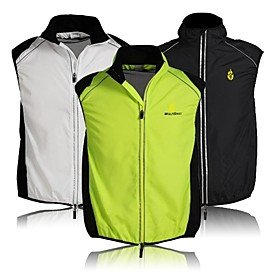 FROB SPORT WOLFBIKE Tour De France Bicycle Cycling Jacket Vest Wind Coat