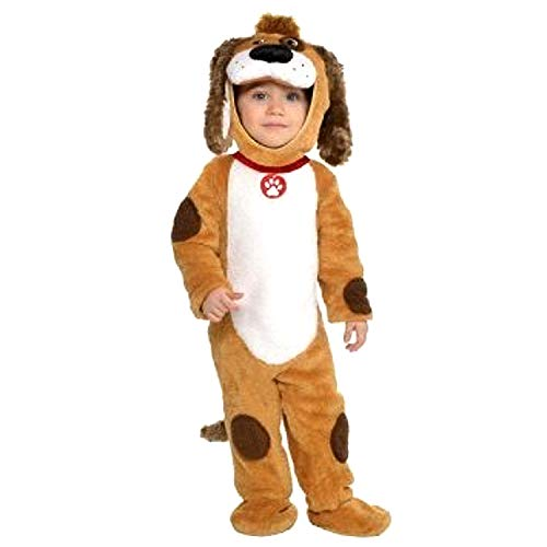 Baby Playful Pup Dog Costume - 6-12 Months