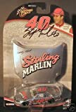 Sterling Marlin signed 1:64 scale 2004 Winners Circle