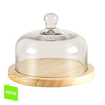 interesting plateau fromage bois cloche verre with cloche. Black Bedroom Furniture Sets. Home Design Ideas