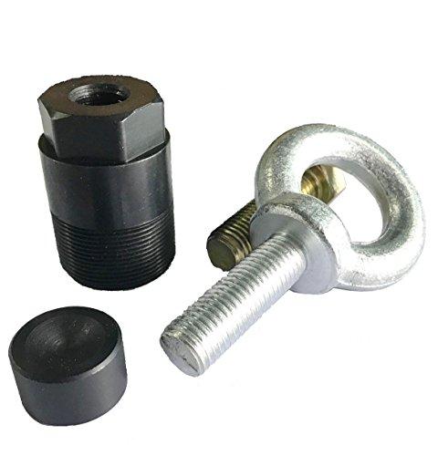 (Max Motosports Mariner Flywheel Puller Lift Ring Set Mercury 91-849154T1 91-90455-1)