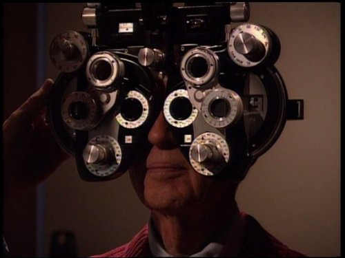 Episode 8 - Exam Eyeglasses