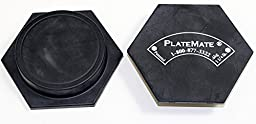 Platemates Hex Pair, 1.25 Lbs. each