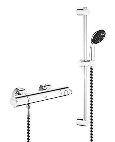 GROHE 34545000 Get Thermostatic Shower Mixer: Amazon.co.uk: DIY & Tools